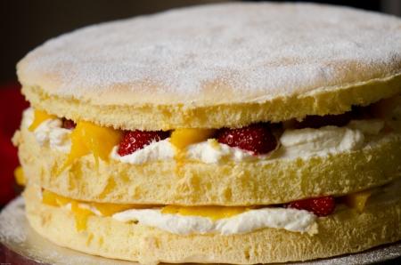 sponge-cake