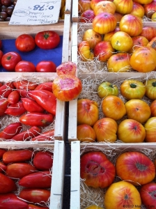 'Heirloom' Tomatoes