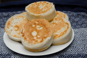 Crumpets - finished