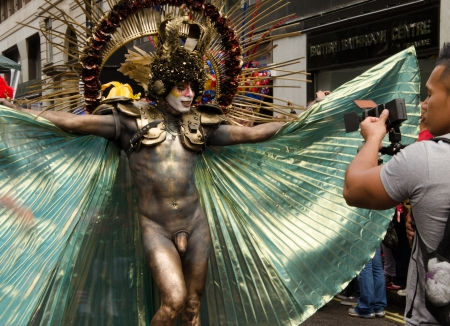 London World Pride 2012